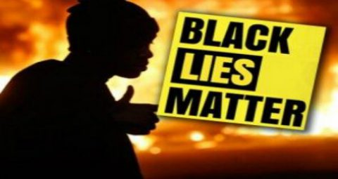 Don't Expect Obama to tell the Truth because Black LIES Matter