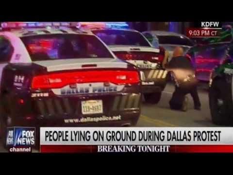 Dallas Shooter's Parents Lament while Hillary Extolls BLM