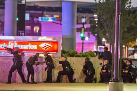 The Frightening Rise in Law Enforcement Officer Shootings