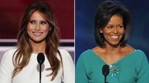 "Did Melania ""Plagiarize"" Michelle's 2008 speech?"