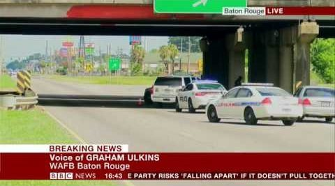 Breaking News! Multiple Police Officers Shot in Baton Rouge, at Least 2 Dead