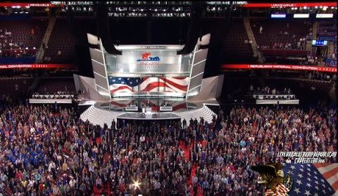 Behind-the-Scenes as the RNC Hijacked the Republican Convention