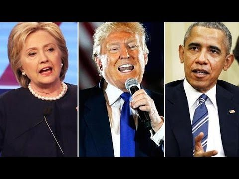 Crime, Cursing and Communism: How to Run for President in 2016