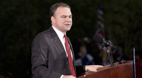 The Last Line of Defense for Hillary is Tim Kaine