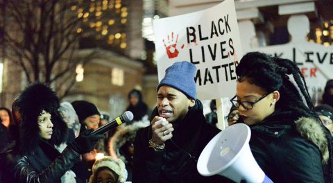 Black Lives Matter Encourages Killing White Cops