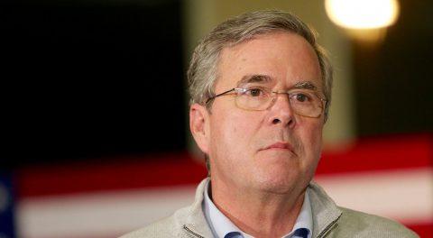The Shaming of Jeb Bush