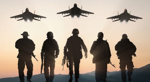 Navy Seal Says World War III is Already Here