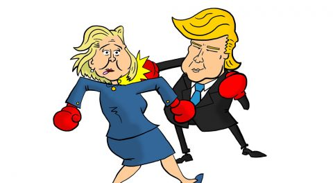 Trump Election Ad Starring Hillary Clinton