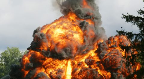 Guns, Bombs, Terrorists & Psychos