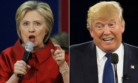Hillary Clinton Accused of Putting a Hit on Donald Trump (Video)