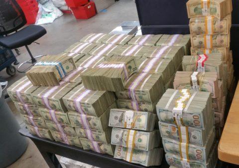 Border Patrol Seizes $3 Million in Drug Money from Traffickers in California!