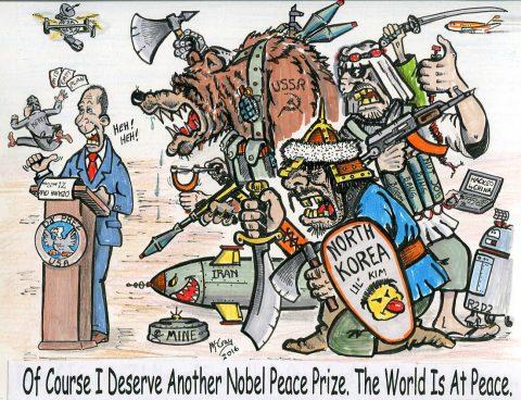 Does Obama Deserve Another Nobel Peace Prize?