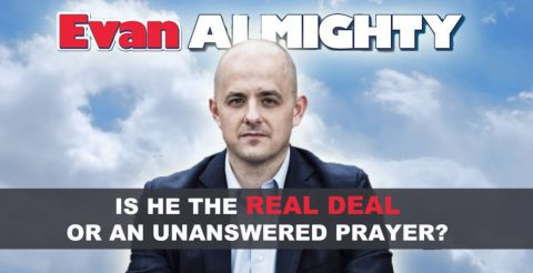 Unyielding, Honest, and Down to Earth: An Interview with Evan McMullin