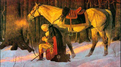 Church to Purge George Washington