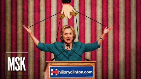 Hillary, a Puppet for Who?