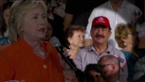 Hillary Loves Cop Killers and Sharia Jihadi Terrorists