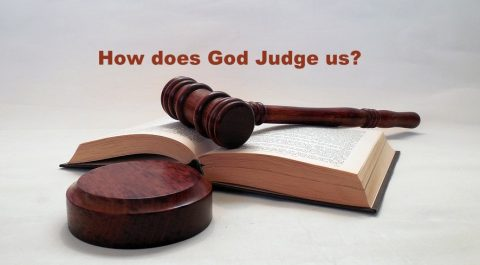 How does God Judge Us?