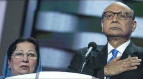 Mr. Khan's Performance at Democrat National Convention