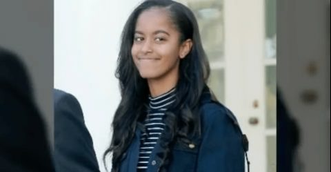 Obama's Muslim Friends Won't be Happy with his Daughter