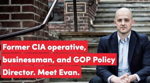 Who is this Evan McMullin?