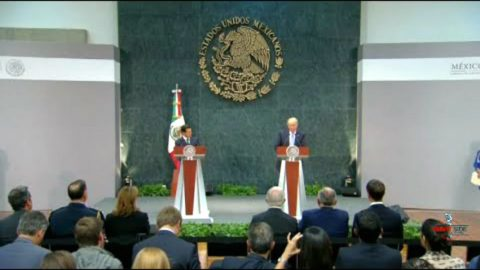 Trump Goes To Mexico and Makes His Presidential Case