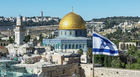 Tension on the Temple Mount Grows Worse