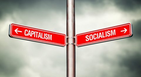 Capitalism vs. Socialism: a Story of Two Family Relics