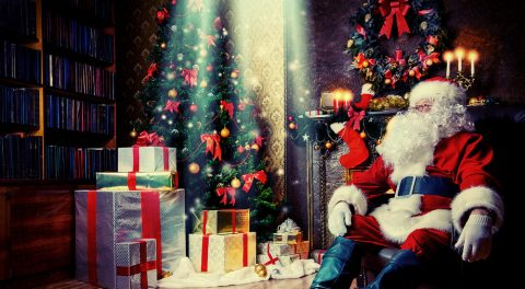 Santa's Surprising Origins – A Christmas Classic