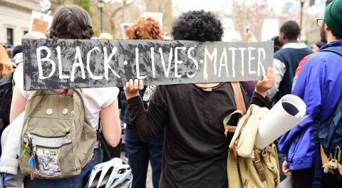 I Guess Black Lives Don't Matter… to Liberals