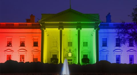"V.P. Joe Biden Performs Same Sex ""Marriage"" Ceremony"