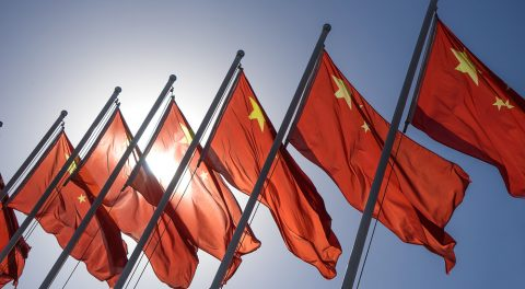 America – Death by China