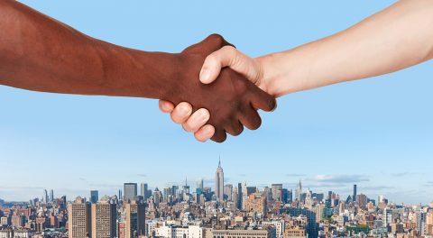 Black vs. White? Really?