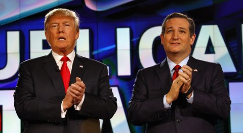The Miracle Trump Needs to Win is Ted Cruz