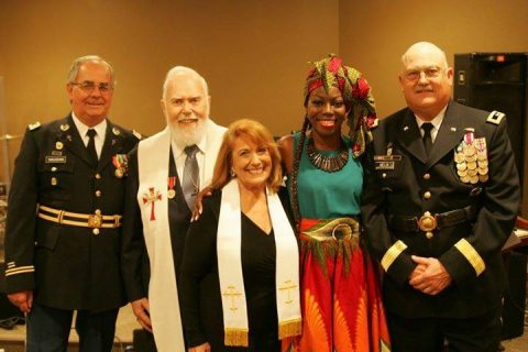 Chaplains Certified for Duty in Colorful Ceremony