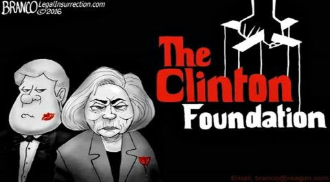 The Clinton Foundation or the Clinton Mafia?