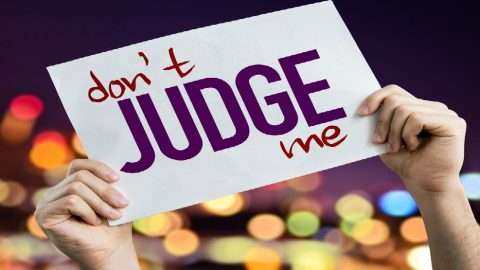 """""""Stop judging by appearances, but judge justly"""" John 7: 24"""