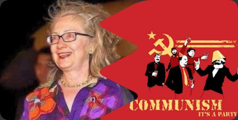A Radical Red Commie Rat