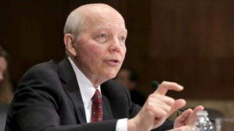 Republicans Cave on IRS Impeachment – Just as They Always Do