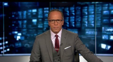 """A """"Thank You Note"""" for Lester Holt… from Hillary"""