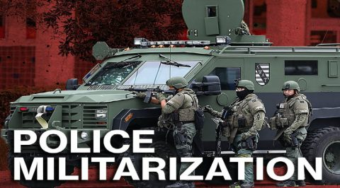 Specialized Police and Government Tyranny