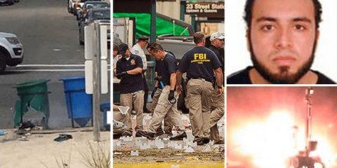 Trump says Bombings Islamic Terror, Hillary says they're Not