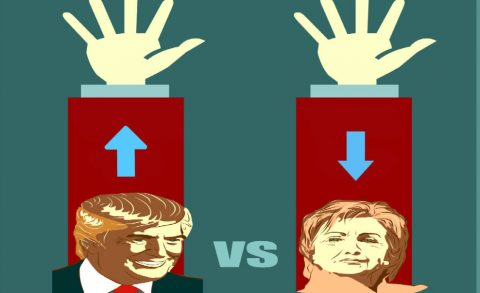 Clinton Plunges, Trump Surges in LA Times/USC Daily Tracking Poll