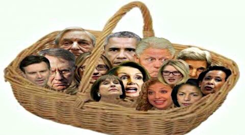 "I Am Now In Hillary's ""Basket Of Deplorables"""