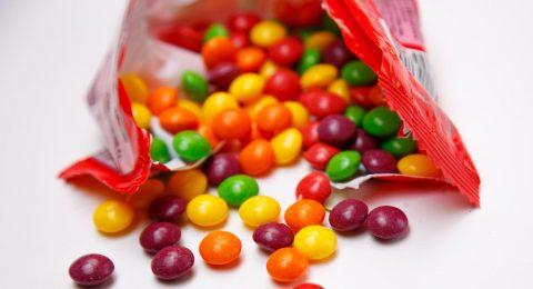 Donald Trump Hooked on Skittles