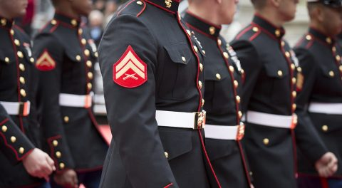 Was It Abuse That Killed a Marine Recruit?