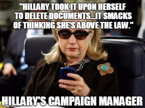 Her Hands Are Dirty! Proof She Deleted Her Own Emails!