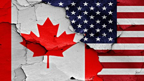 Pro-Trump American Punished in Canada!