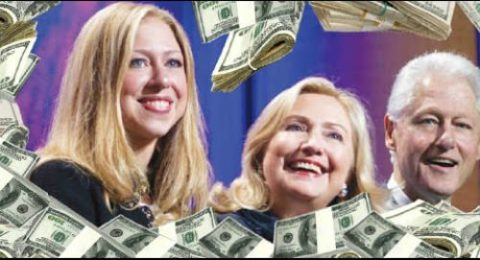 "Clinton Foundation to ""Help"" Devastated Haiti After Hurricane ?"
