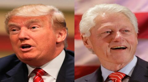 Media Defends Clinton Sex Abuse, while Hypocritically Shaming Trump!