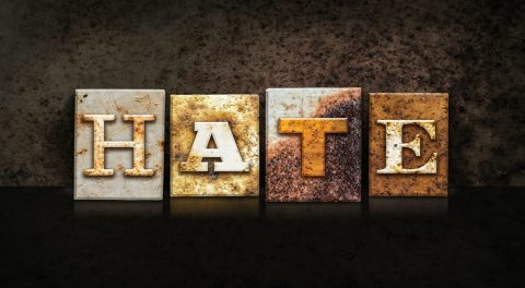 Reject Hatred